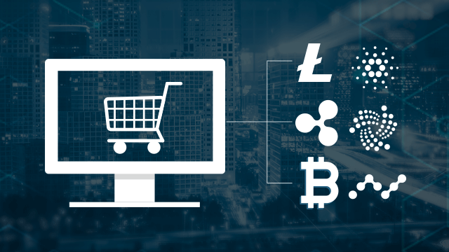 Cryptocurrencies on E-Commerce