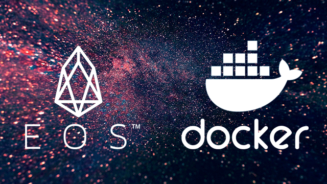 How to set up EOS using docker?