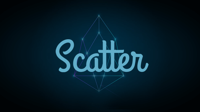How to Set Up Scatter for EOS